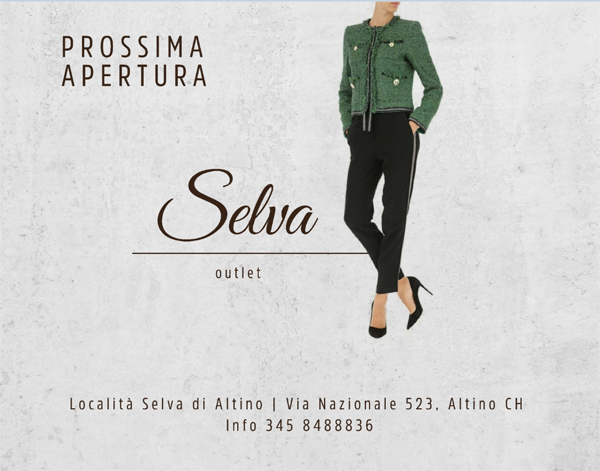 selva outlet 290120